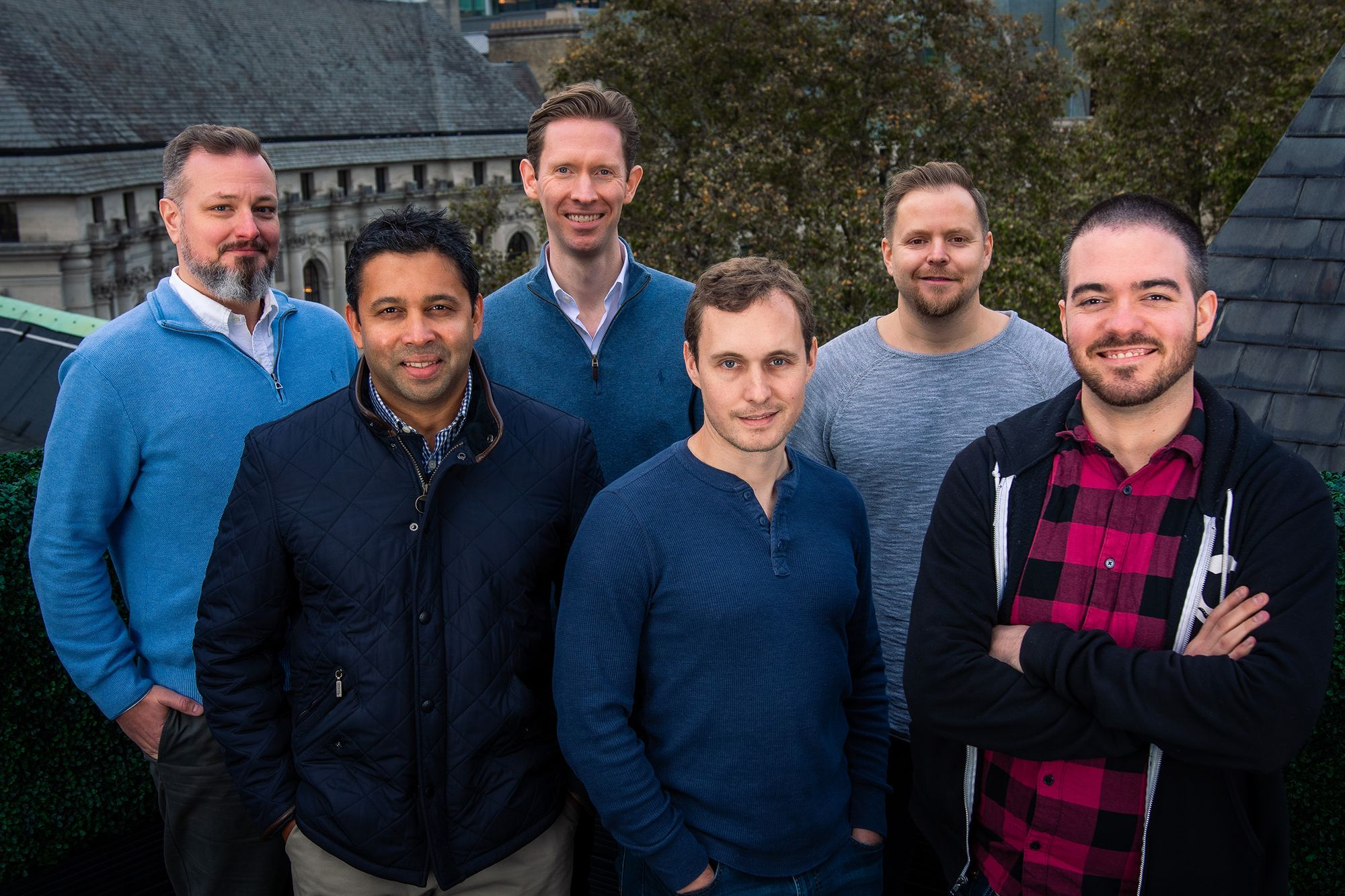Griffin closes a £3M Seed round, begins bank authorisation process